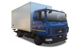 МАЗ-4371 «Корнет» - ізотермічний фургон