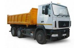 МАЗ-6501Е9-520-021 Сельскохозяйственный самосвал, г/п 20,5т.